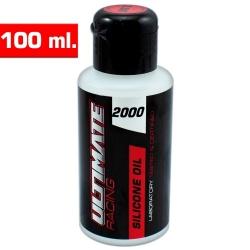 UR silikonový olej do diferenciálu 2000 CPS - NEW 100ml
