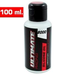 UR silikonový olej do diferenciálu 8000 CPS - NEW 100ml