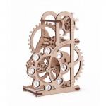 3D dřevěné mechanické Puzzle Dynamometer