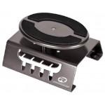 AKCE - Hliníkový stojánek magnetem na drobnosti - šedý