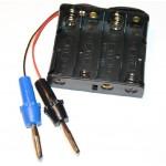 Adapter pro nabíjení 4x AA